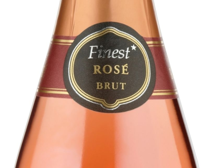 Tesco Finest Rosé Champagne review