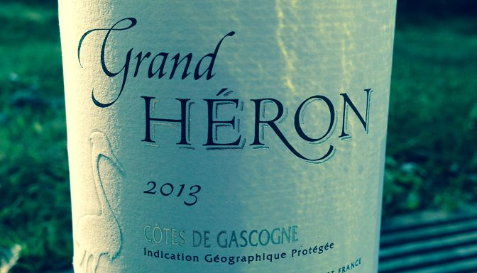 Grand Héron White 2013 wine review