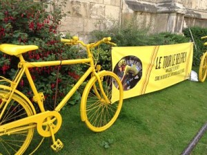 York prepares for the Grand Depart