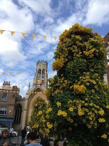 York prepares for the Grand Depart 2014