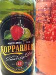kopparberg strawberry lime cider review