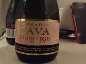 Rosado Cava Prestige, M&S