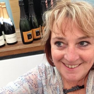Jane Clare wine tasting
