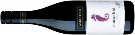 Wakefield Promised Land Shiraz 2013