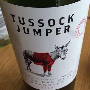 Tussock Jumper's  Touriga Nacional Aragonez
