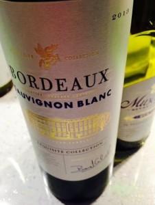 Aldi Exquisite Collection Bordeaux Sauvignon Blanc review