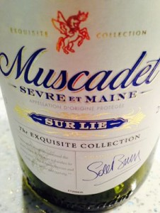 Aldi Exquisite Collection Muscadet review