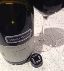 Wirra Wirra Catapult Shiraz review