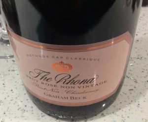 Graham Beck 'The Rhona' Brut Rosé