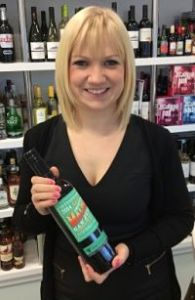 Laura Stafford co-op wine buyer