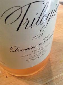 Château Viranel Trilogie rosé wine review