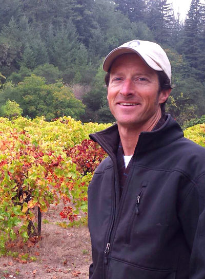 Darek Trowbridge, Old World Winery in California