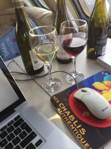 Solitude: The monthly wine writing challenge