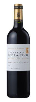 Chateau Pey la Tour Reserve Bordeaux Superieur wine review