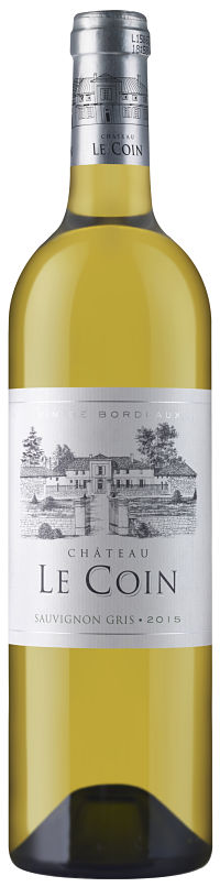 Chateau Le Coin Sauvignon gris food and wine pairing