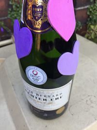 Asda Great Value Champagne under 22