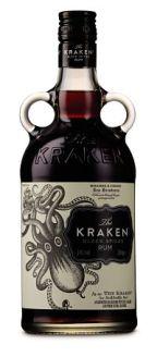 Kraken Premium Spiced Rum Christmas drinks