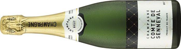 Lidl Champagne Comte De Senneval