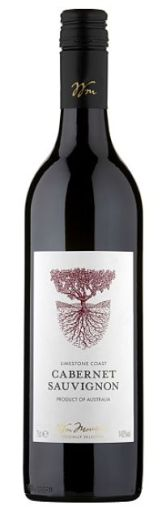 Morrisons Western Australia Cabernet Sauvignon Christmas red wine