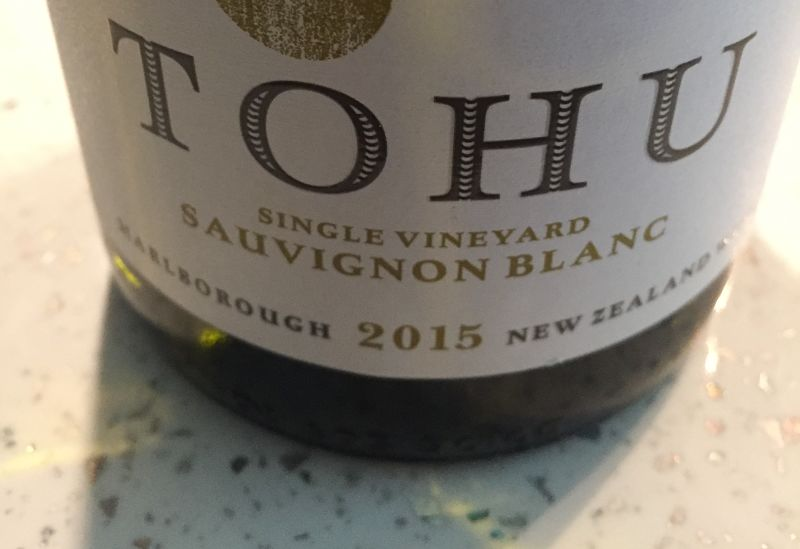 Tohu Single Vineyard Marlborough Sauvignon Blanc review