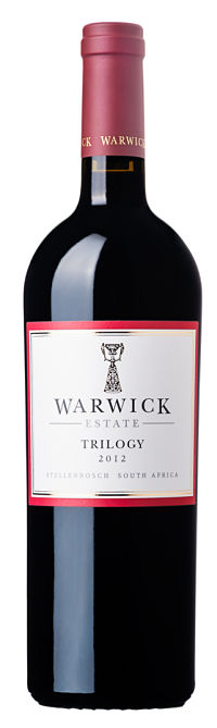 Warwick Estate Trilogy red wine Christmas red wine