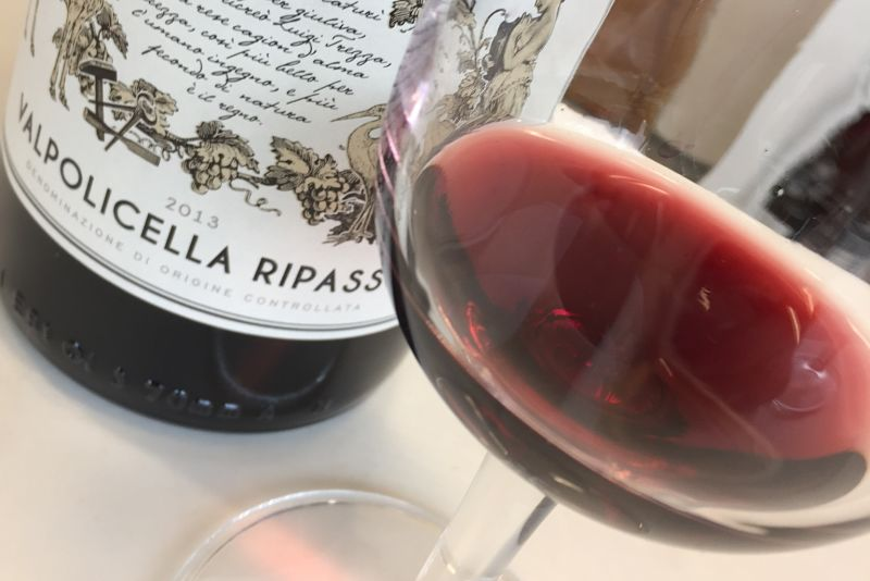 christmas red wine Novare Valpolicella Ripasso