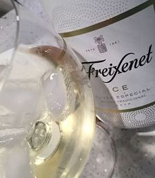 Freixenet Ice White bottle