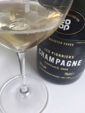Les Pionniers Champagne Vintage 2008