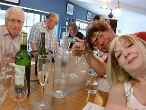 Fizz and Ships event One Foot in the Grapes testimonials