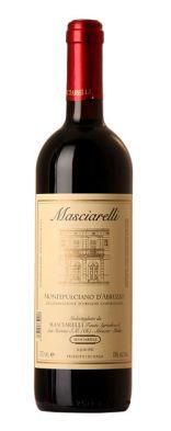 Montepulciano d'Abruzzo 2015 Masciarelli abruzzo wines