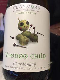Claymore Wines Voodoo Child