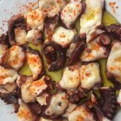 rias baixas octopus and albariño wine one foot in the grapes