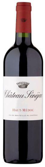 Château Sénéjac Cru Bourgeois red wine for Christmas
