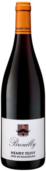 Henry Fessy Brouilly red wine for Christmas
