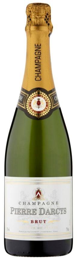 Pierre Darcys Champagne