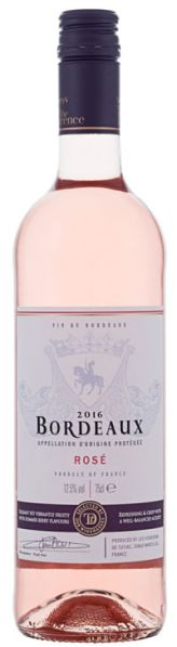Taste the Difference Bordeaux Rose Sainsbury