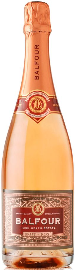 Hush Heath Balfour Brut Rose Valentine's Day