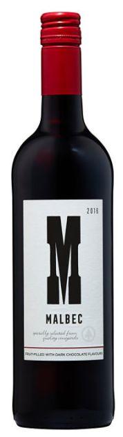 Spar Alphabet Series Malbec wine