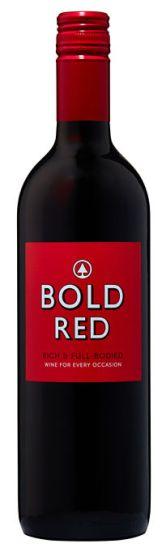 Spar Bold Red wine