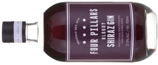 Four Pillars Bloody Shiraz Gin gin reviews