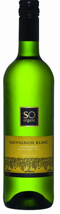 So Organic Sauvignon Blanc Sainsbury wine news