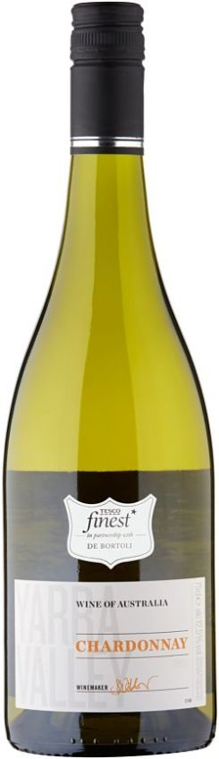 Tesco Finest Chardonnay Easter wines