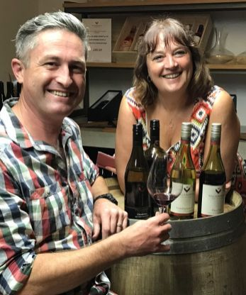 David Roper and Jane Clare