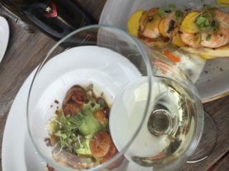Villa Maria lunch