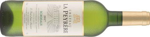 Château La Peyrere Bordeaux blanc 2017 Lidl Wine Tour