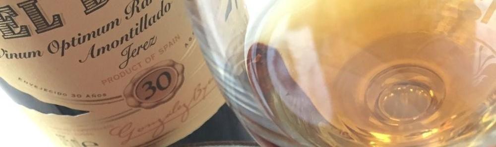 Internagtional Sherry Week food and sherry pairing