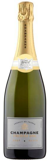 Tesco Premier Cru Champagne taste test 2018