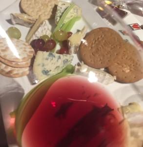 christmas dinner wine Henry Fessy Fleurie Le Pavillon