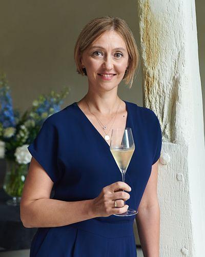 Cherie Spriggs, Head Winemaker Nyetimber