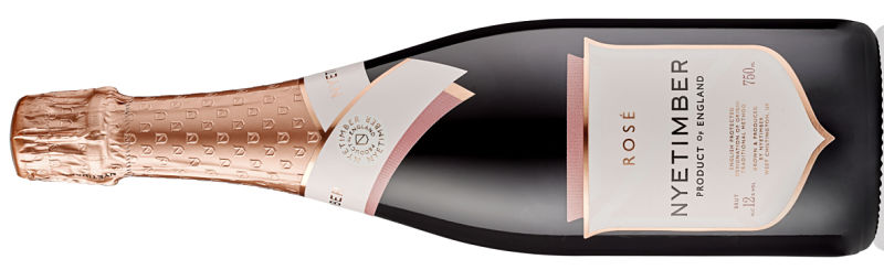 Nyetimber Rosé MV -Cherie Spriggs - International Womens Day